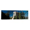 iCanvas Panoramic Trees in front of a Hotel, Beverly Hills Hotel, Los Angeles County, California Photographic Print on Wrapped Canvas