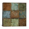 "iCanvas ""Tapestry Tiles"" by Daphne Brissonnet Canvas Wall Art"