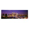 iCanvas Panoramic Twilight, Minneapolis, Minnesota Photographic Print on Canvas