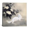 """iCanvas """"Summer Evening"""" by Hashimoto Kansetsu Painting Print on Wrapped Canvas"""