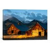 "iCanvas ""Wet Mountain Valley Sunrise"" Canvas Wall Art by Dan Ballard"