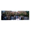 iCanvas Panoramic Waterfall, Franklin Delano Roosevelt Memorial, Washington, D.C Photographic Print on Canvas