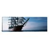iCanvas Panoramic Tall Ships Race in the Ocean, Baie De Douarnenez, Finistere, Brittany, France Photographic Prints on Canvas