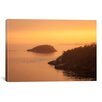 """iCanvas """"Waters Calm"""" by Dan Ballard Photographic Print on Wrapped Canvas"""