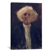 iCanvas 'Study of the Head of a Blind Man' by Gustav Klimt Painting Print on Canvas
