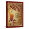"iCanvas Decorative Art ""Tequila Sunrise"" by Lisa Audit Painting Print on Wrapped Canvas"