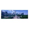 iCanvas Panoramic Taste of Chicago, Chicago, IL Photographic Print on Wrapped Canvas