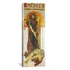 iCanvas Medee 1898 by Alphonse Mucha Graphic Art on Wrapped Canvas