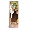 iCanvas Heather, c.1901 by Alphonse Mucha Graphic Art on Wrapped Canvas