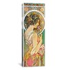 iCanvas Alphonse Mucha Polyanthus, 1899 Graphic Art on Wrapped Canvas