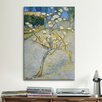 iCanvas 'Pear Tree in Blossom' by Vincent Van Gogh Painting Print on Canvas
