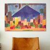 iCanvas Egyptian Night (Notte Egiziana) by Paul Klee Painting Print on Canvas