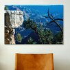 iCanvas 'H- Grand Canyon' by Gordon Semmens Photographic Print on Canvas