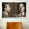 iCanvas Frank Costello - Gangster Mugshot Photographic Print on Canvas