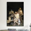 iCanvas 'Jesus Mocked by The Soldiers' by Edouard Manet Painting Print on Canvas