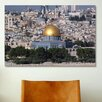 iCanvas Islamic Dome of the Rock on Temple Mountain, Jerusalem Photographic Print on Canvas