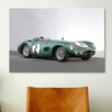 iCanvas Cars and Motorcycles Aston Martin Dbr1 1959 Photographic Print on Canvas