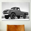 iCanvas Cars and Motorcycles 1969 Ford F-250 4x4 Photographic Print on Canvas