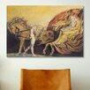 iCanvas 'God Judging Adam' by William Blake Painting Print on Canvas