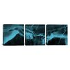 iCanvas The Creation of Adam III Di Lodovico Buonarroti Simoni by Michelangelo 3 Piece Photographic Print on Wrapped Canvas Set