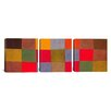 iCanvas Paul Klee New Harmony 3 Piece on Wrapped Canvas Set