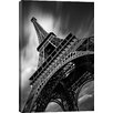 "iCanvas ""Eiffel Tower Study II"" by Moises Levy Photographic Print on Canvas"