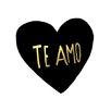 iCanvas Te Amo by Leah Flores Graphic Art on Canvas