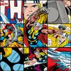 iCanvas Thor Collage by Marvel Comics Graphic Art on Canvas