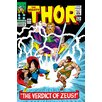 iCanvas The Mighty Thor, Issue #129 Cover by Marvel Comics Graphic Art on Canvas