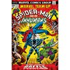 iCanvas Marvel Team-Up, Issue #11 Cover by Marvel Comics Graphic Art on Canvas