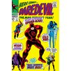 iCanvas Daredevil, Issue #27 Cover by Marvel Comics Graphic Art on Canvas