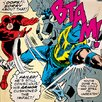 iCanvas Daredevil: Sorry About That! Comic Book Cover by Marvel Comics Graphic Art on Canvas