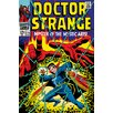 iCanvas Doctor Strange, Issue #171 Cover by Marvel Comics Graphic Art on Canvas
