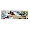 iCanvas Xmen Wolverine Dr Doom Panel Art by Marvel Comics Graphic Art on Canvas
