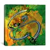 iCanvas Marvel Comics Doctor Octopus With Tentacles Grunge Graphic Art on Canvas