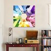 iCanvas Natural Hues Graphic Art on Wrapped Canvas