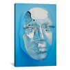 iCanvas Diovadiova Chrome Tia I by Kip Omolade Graphic Art on Gallery Wrapped Canvas