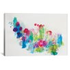 iCanvas Cactus by Lia Porto Painting Print on Gallery Wrapped Canvas