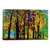 iCanvas Standing Room Only by Mandy Budan Graphic Art on Wrapped Canvas
