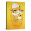 iCanvas Diovadiova Chrome Janderie III by Kip Omolade Graphic Art on Gallery Wrapped Canvas