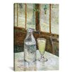 iCanvas 'Still Life with Absinthe' by Vincent Van Gogh Painting Print on Canvas