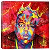 iCanvas Biggie Canvas Art by Noe Two