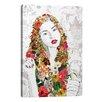 iCanvas Flower Fairy Canvas Print by DarkLord