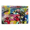 iCanvas Fearless Heartache Canvas Print by Dan Monteavaro