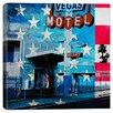 iCanvas American Strip #2 Canvas Art by Fabrizio