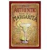 iCanvas Authentic Margarita by Lisa Audit Vintage Advertisement on Canvas