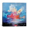 iCanvas 'Diffusion' by Scott Naismith Painting Print on Canvas