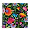 iCanvas 'India Garden' by Kim Parker Painting Print on Canvas