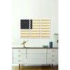iCanvas 'Gold Flag I' by Natasha Westcoat 3 Piece Graphic Art on Canvas Set