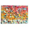 """iCanvas """"Kaos Summer"""" by Maximilian San Graphic Art on Wrapped Canvas"""